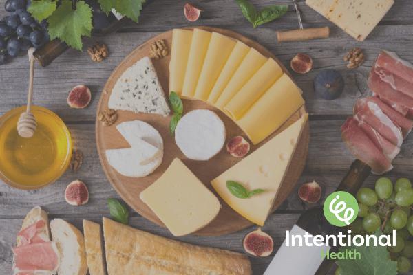 Intentional Health Balanced Diet - Cheese