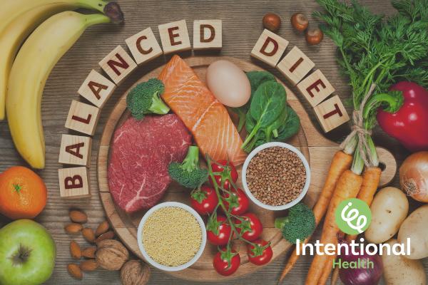 Intentional Health Balanced Diet