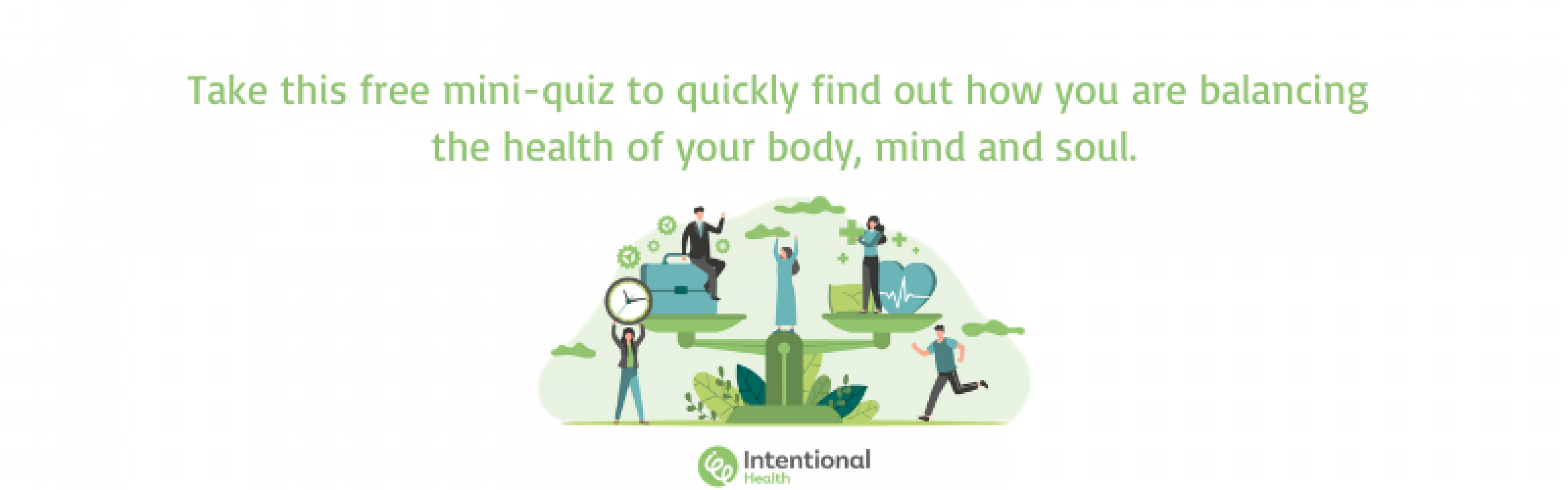 Health and Wellbeing Free Quiz
